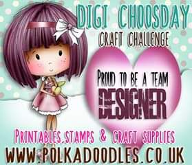 Digi Choosday Challengeblog