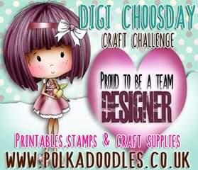 Digi Choosday Challengeblog